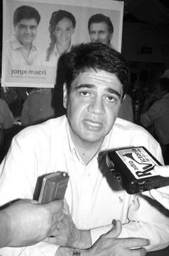 Jorge Macri (foto de archivo)