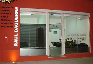 Oficinas de Raúl Daguerre.