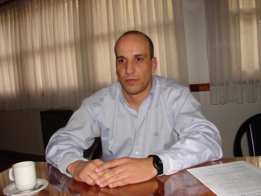 Doctor Roberto Sánchez.