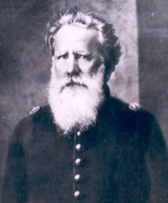 Julio de Vedia, fundador de 9 de Julio.