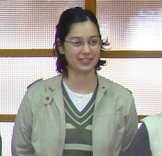 Doctora Graciela Barone.
