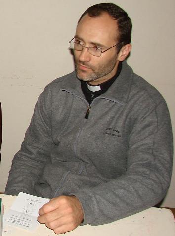 Padre Guillermo Gómez.