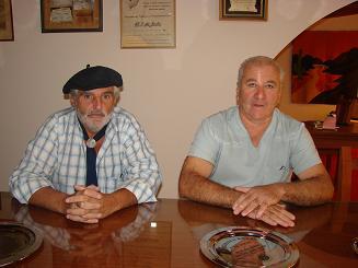 El Paisano Mireya y Antonio Rocca.